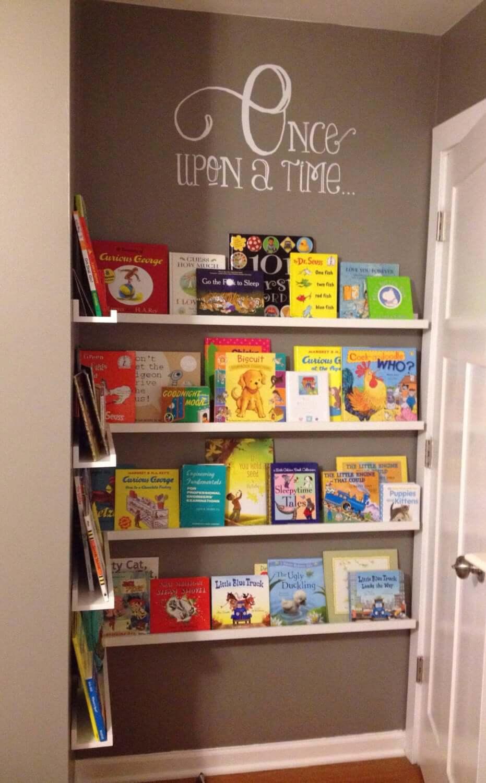 Behind the Door Children's Library