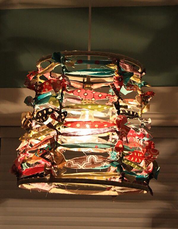 Sweet Decorative Hanging Lamp Shade
