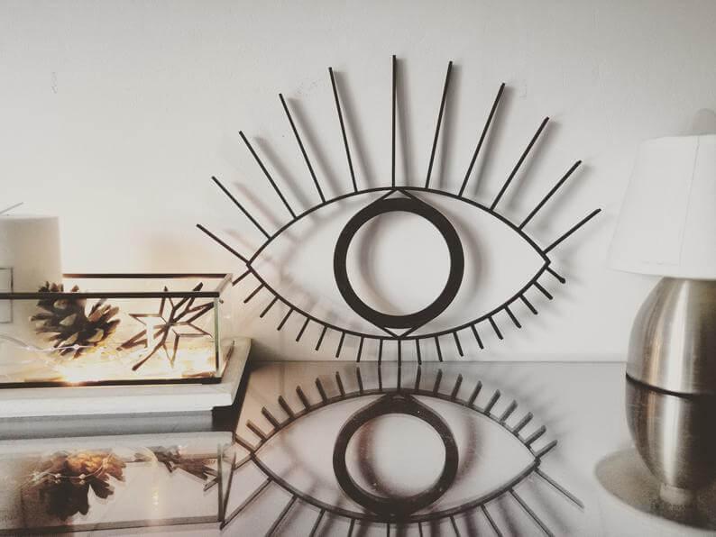 Focus on This Boho Style Eye