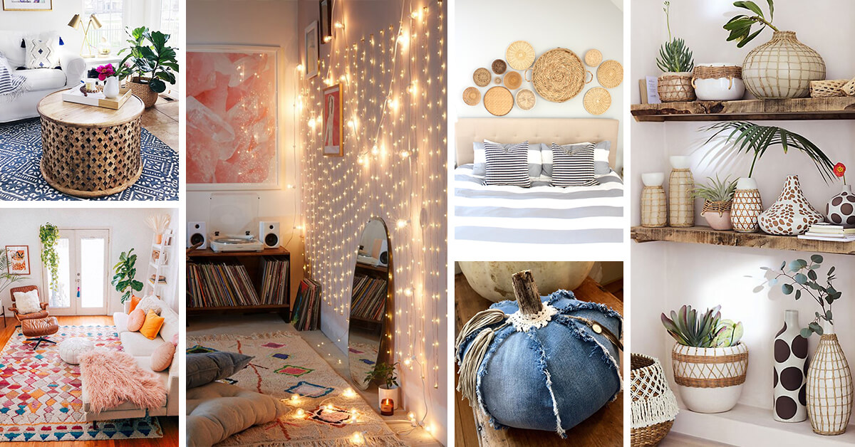 29 Best Boho Decor Ideas And Designs