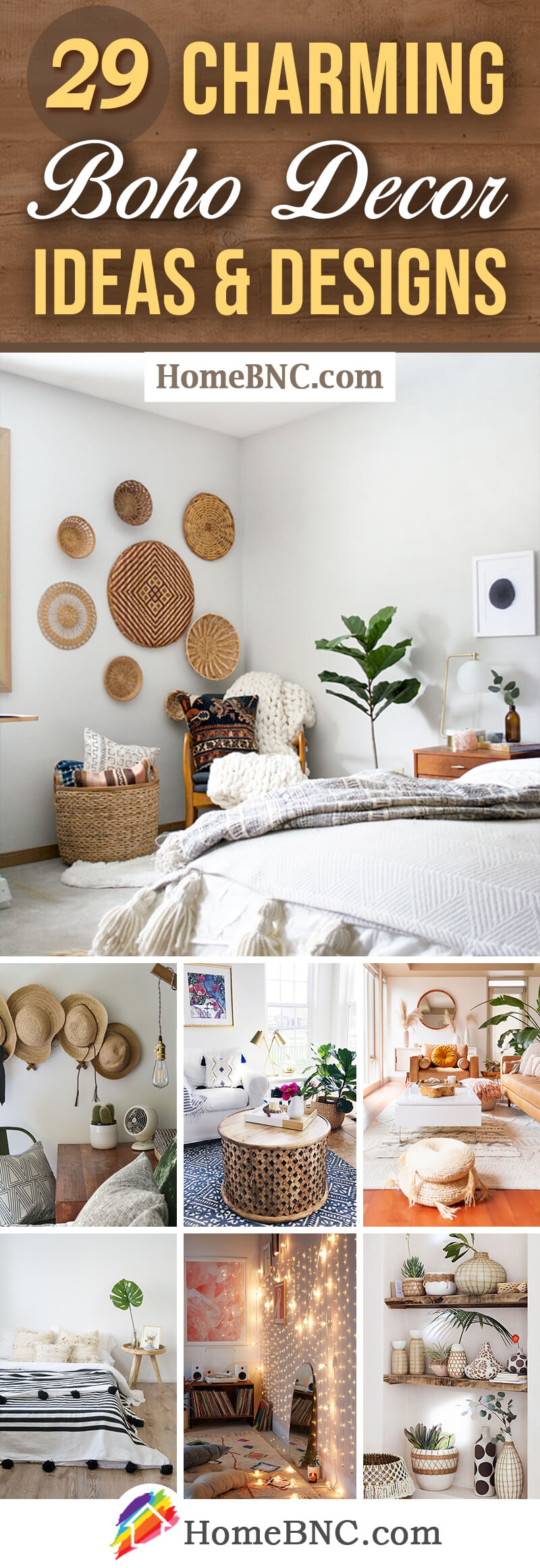 29 Best Boho Decor Ideas And Designs For A Charming Look In 2021
