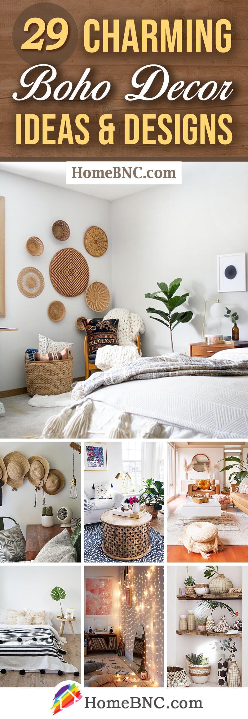 Best Boho Decor Ideas and Designs