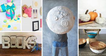 DIY Paper Mache Projects