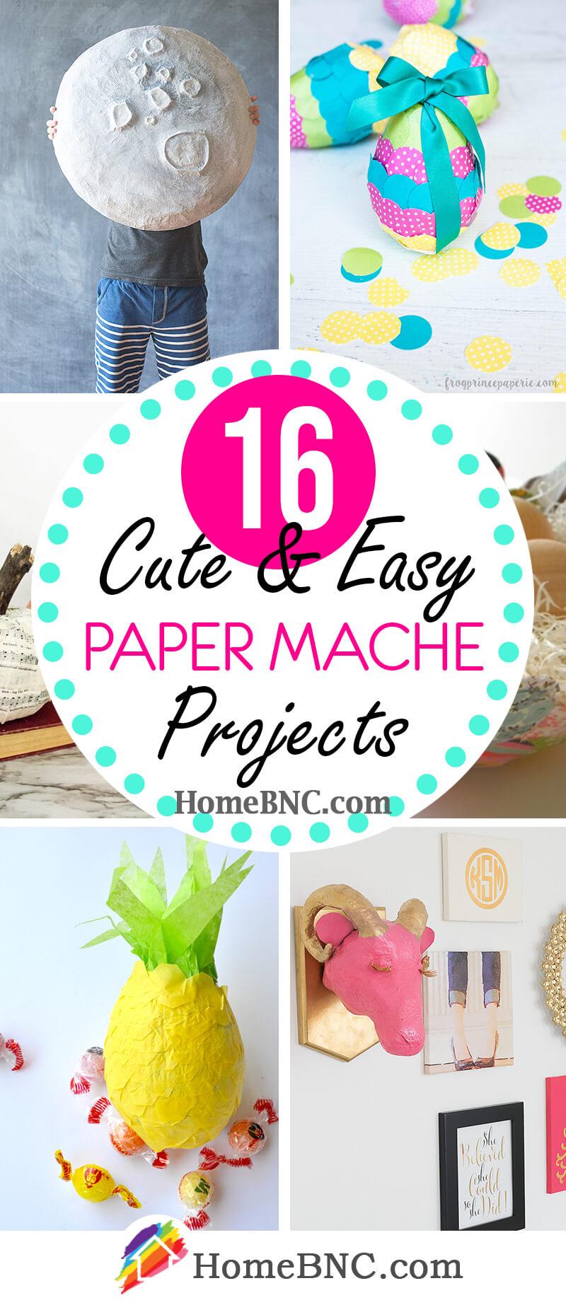 DIY Paper Mache Ideas