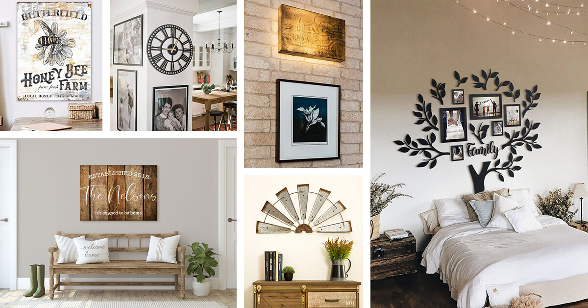 best farmhouse wall art to featured homebnc
