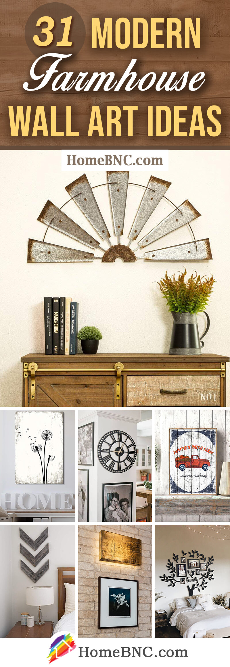 31 Best Modern Farmhouse Wall Art Ideas To Buy In 2020