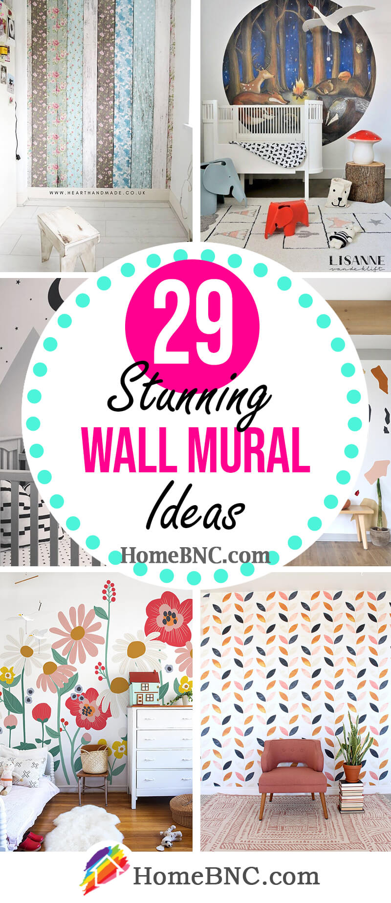 Best Wall Mural Ideas and Designs