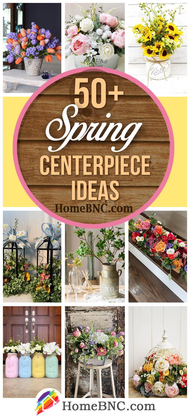 Spring Centerpiece Ideas