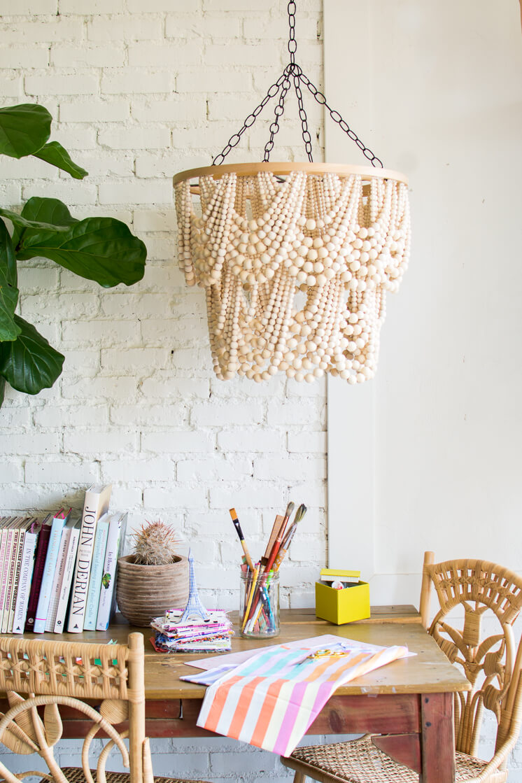 Gorgeous DIY Beaded Bohemian Design Idea
