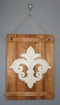 Rustic Simplicity to Adorn Your Walls