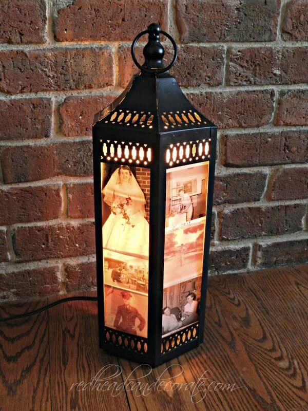 Charming and Unique Lanterns Filled with Memories