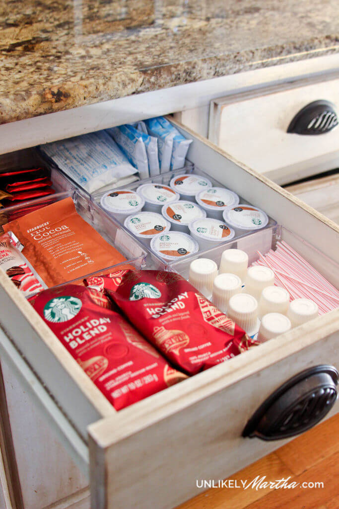 Perfect Drawer Organization To Start The Day