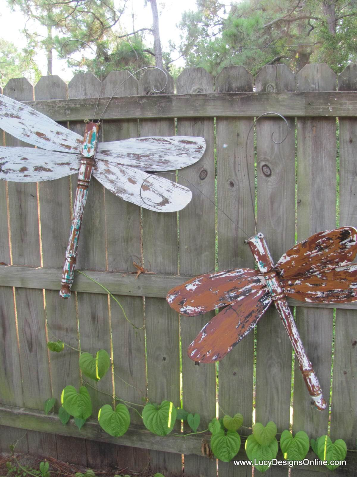 Rustic DIY Firefly Home Decoration