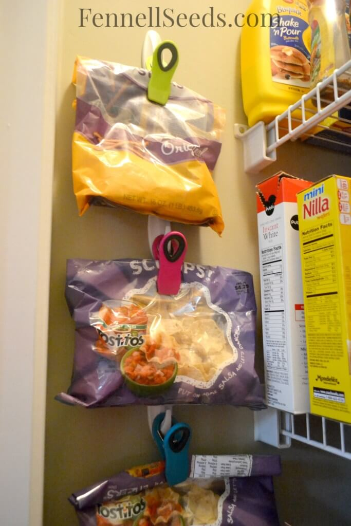 Wonderful And Perfect Storage Ideas For Snacks