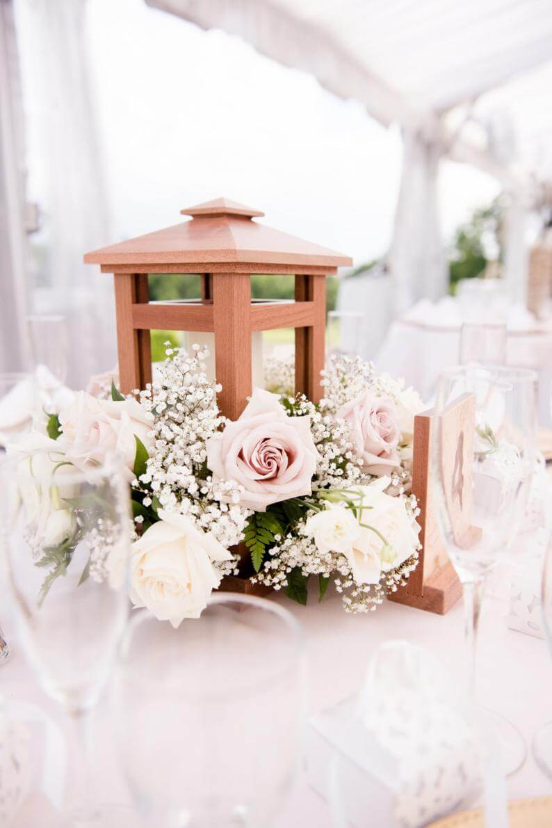 27 Best Rustic Lantern Centerpieces For A Beautiful Home In 2021