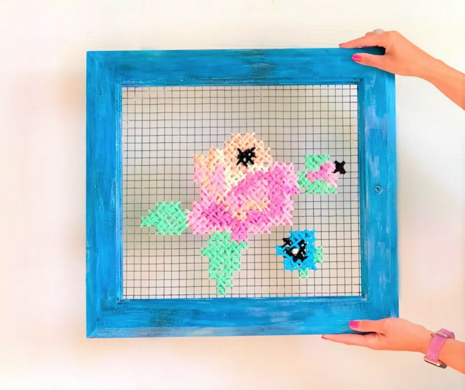 Crafty, Adorable and Cute Window Project