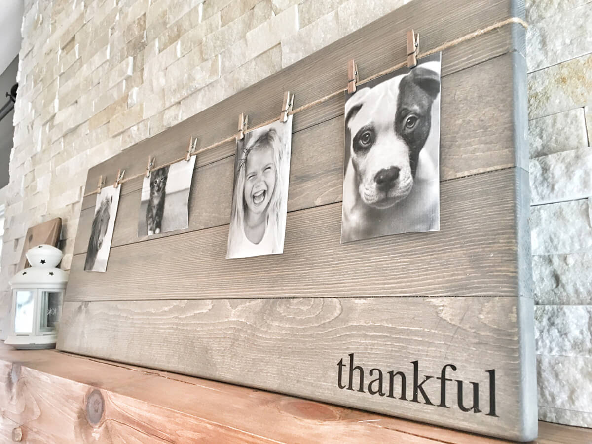 The Perfect Way to Display Thankfulness
