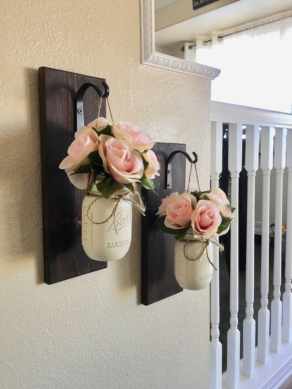 A Cute Way to Display a Rose