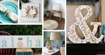 DIY Coastal Home Decorations