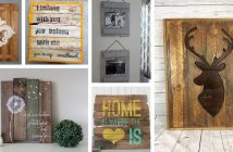Best DIY Pallet Wall Art Ideas