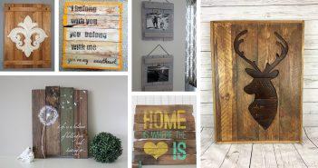 Best DIY Pallet Wall Art Ideas