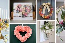 Best Floral Home Decorations