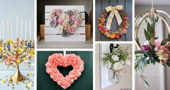 Best Floral Home Decorations