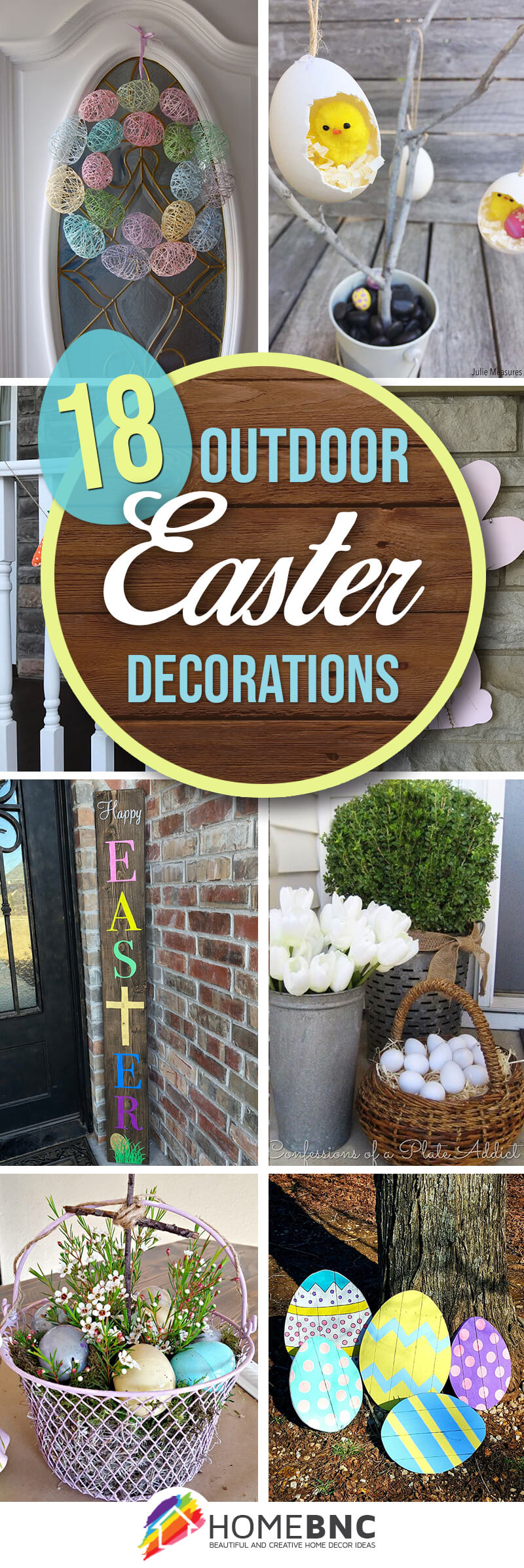Best Outdoor Easter Decoration Ideas
