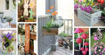 Outdoor Spring Decorations