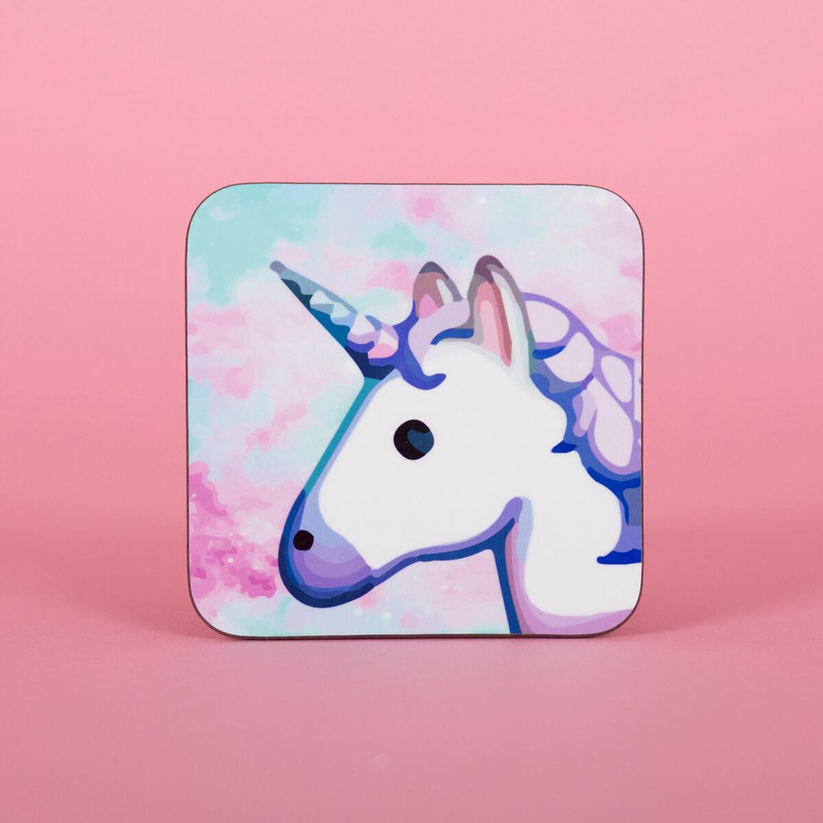 My Little Pastel Emoji Unicorn