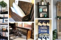Pallet Storage Projects