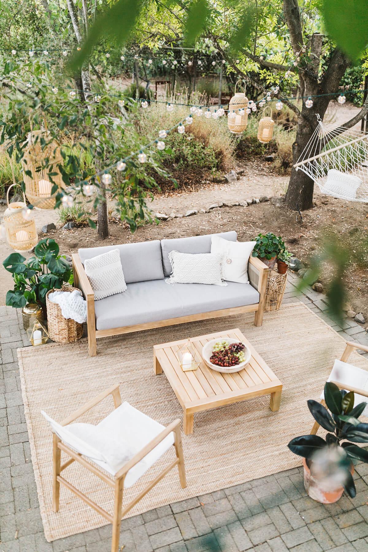 Creative Home Decoration for Patio Improvement