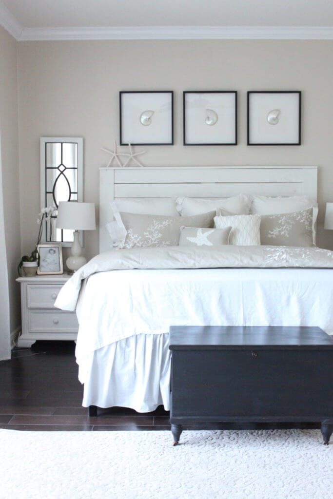 Neutral Tones with Sea-Shell Inspiration
