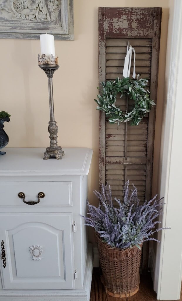Obviously Awesome Olive Branch DIY Wreath