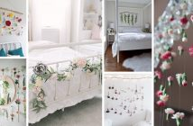 Best Bedroom Flower Garland Designs