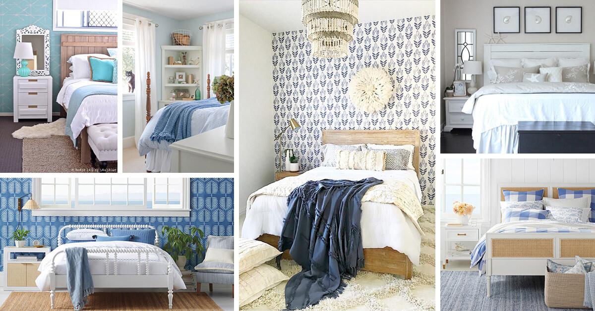 16 Best Coastal Bedroom Ideas For An In Home Beach Retreat In 2020