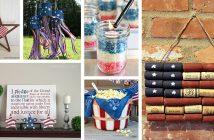 DIY Rustic 4th of July Decor Ideas