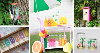 DIY Summer Craft Ideas