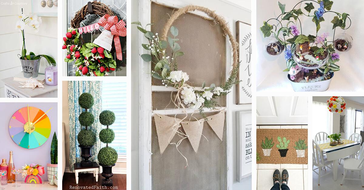 19 Best Dollar Store Summer Decoration Ideas For 2021