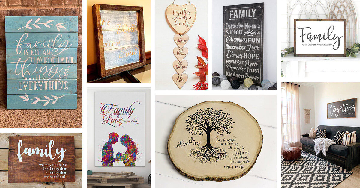 Love Story Sign Our Love Story Wedding Sign Family Story Board Wall Art Wall Decor