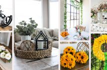 Rustic Home Decorations for Summer