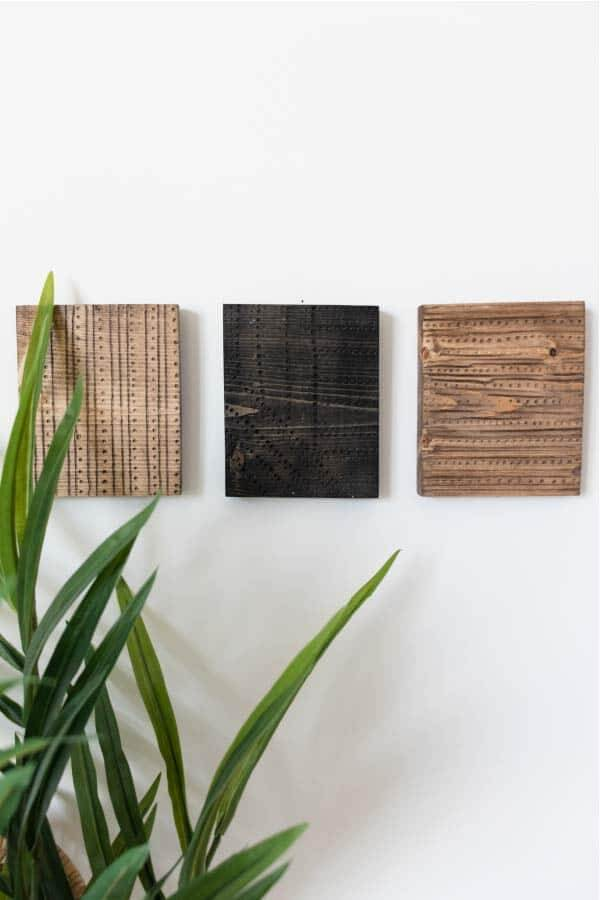 Carved Scrap Boards Wood Art