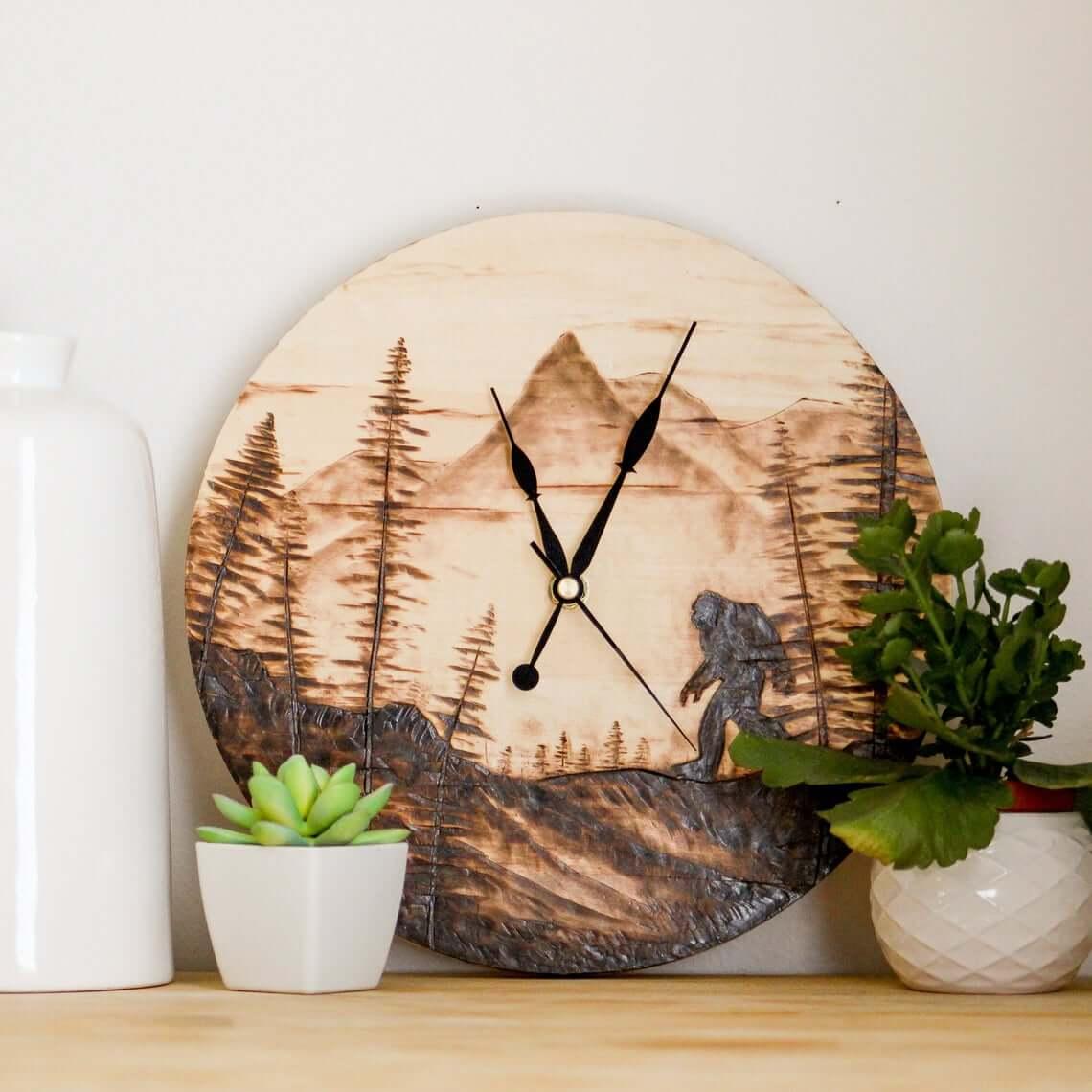 28 Best Diy Wood Burning Ideas To Add Rustic Charm In 2020