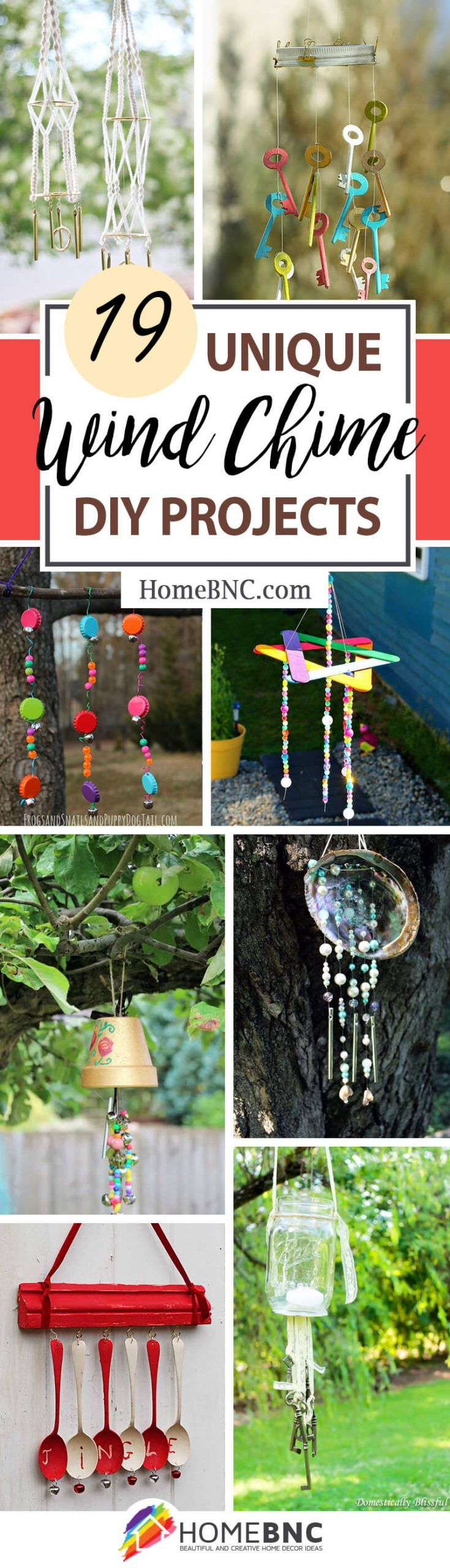 Best DIY Wind Chimes