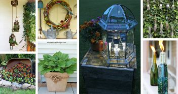 Best Upcycled Garden Projects