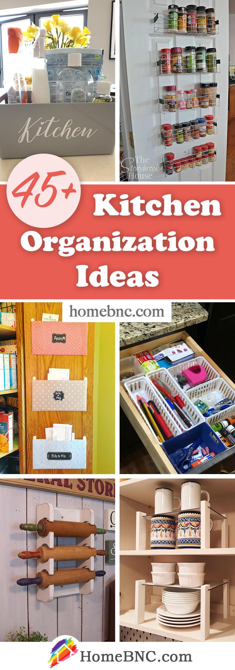 itchen Organizing Ideas