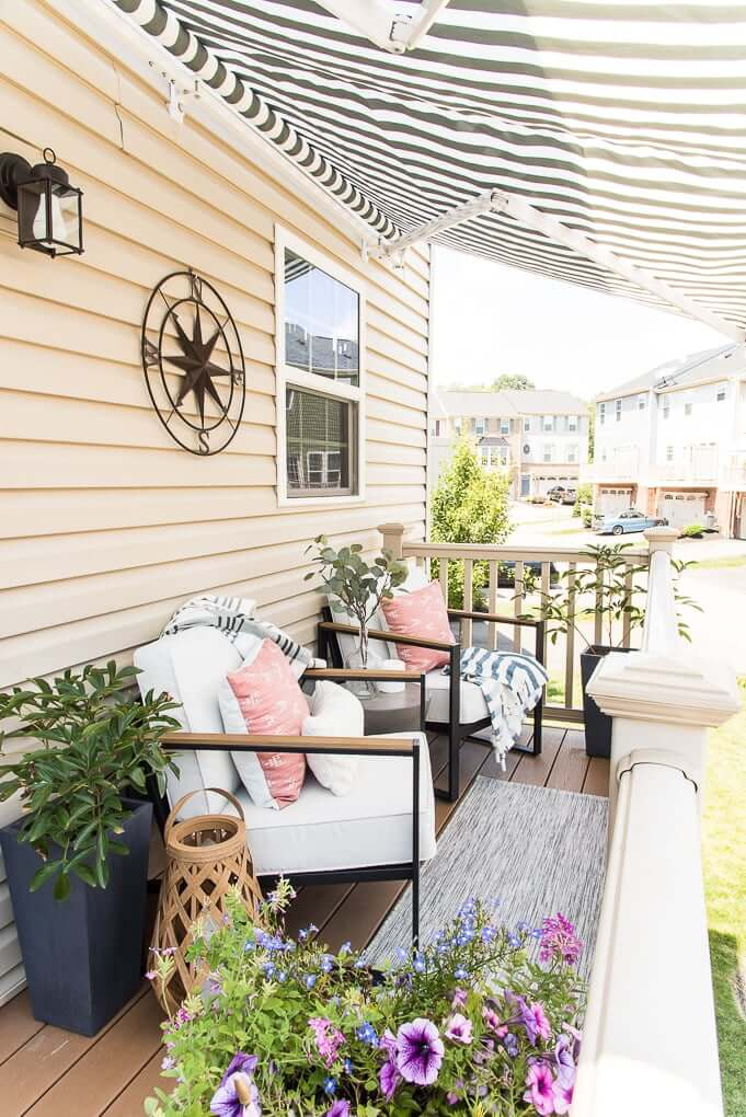 Yawning Under the Awning of Your Summer Porch