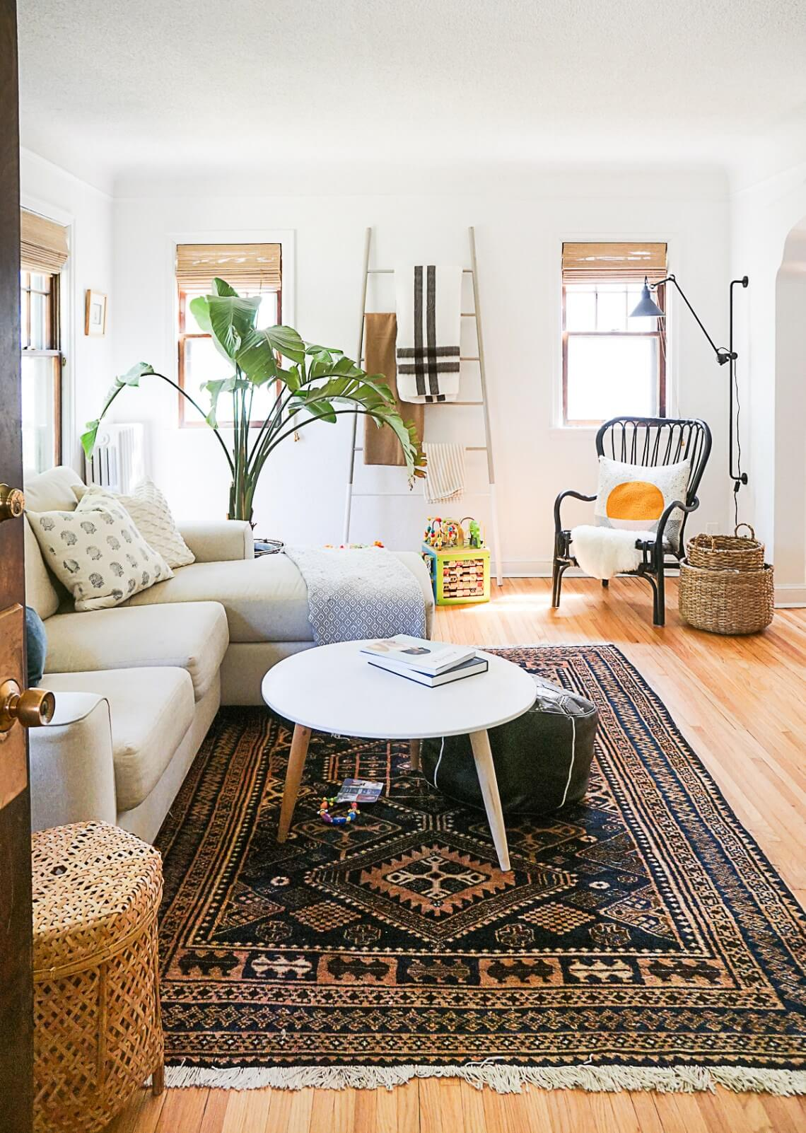 Light and Airy with a Southwestern Flair