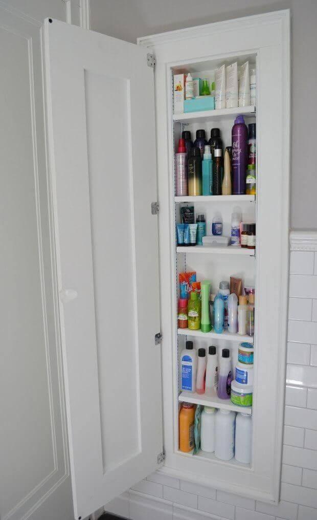 Built-in Jumbo Medicine Cabinet