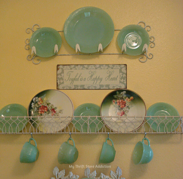 Thrift Store Finds Turned into Farmhouse Beauty
